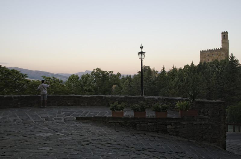 ''Piazza Buonarroti'' - Poppi