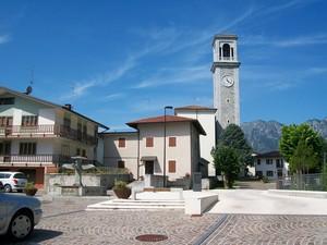Piazza della Chiesa – Meduno (PN)