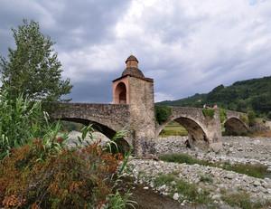 Il tempo minaccia il Ponte Antico