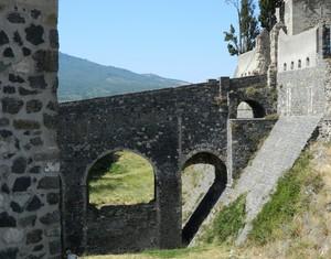 Ponte sul fossato