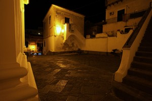 Cetara: Piazza San Pietro