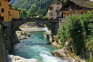 Un ponte che era confine