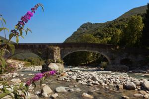 Il ponte, gloria di Cantoira