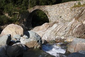 Ponte della frazione Vana