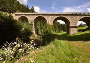 margheritine per un ponte antico
