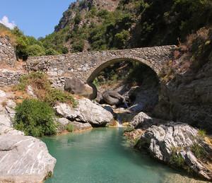 Ponte Cin sul Rio Sgorea