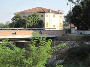 Il Ponte sul Bacchiglione.