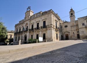 Piazza Margherita di Savoia