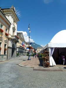 Aosta ad Agosto