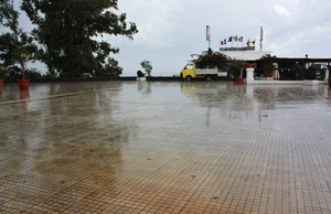Diluvio a Stromboli