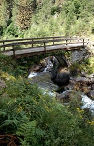 Ponte di Campello in Val Fontana