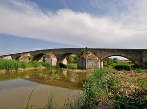 un ponte romano ma non a Roma