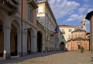 la piazza del Battistero di S.Giovanni…