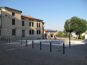 La piazza nuova.