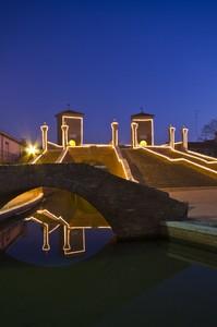 Tre ponti di Comacchio