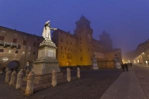 Ferrara Piazza Castello