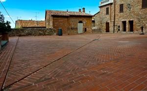 Panicale (PG) – Piazzetta del Palazzo del Podestà