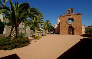 Piazza Monsignor Efisio Marras