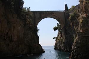 Il ponte dei tuffi