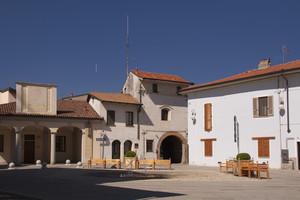 La piazza in… centro