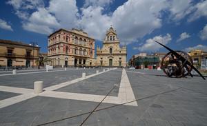 Grammichele – Piazza del Municipio