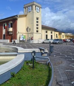 """""""  Ἀλλιφαί  """" – Piazza della Liberazione – Alife ( Caserta )"""