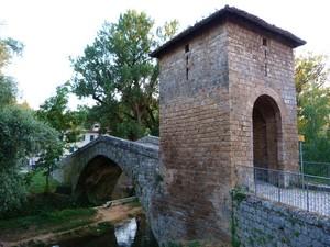 Il ponte medievale di San Francesco