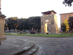 Piazza della Libertà a Firenze