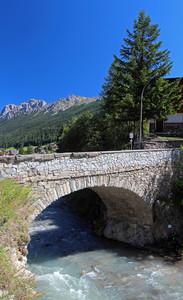 Un ponte in pietra