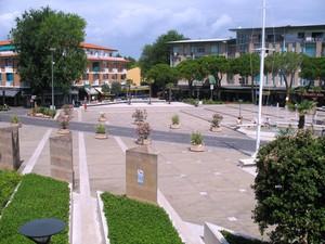 Bibione – Piazza Fontana