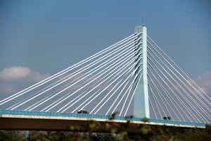 Minturno ponte moderno sul Garigliano