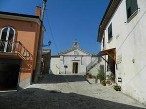 Largo e Chiesa del Purgatorio