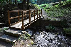 Ponte sul ruscello
