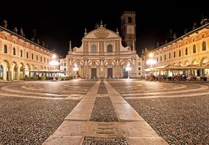 Piazza e Duomo di Vigevano