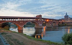 Pavia – Ponte Borgo Ticino