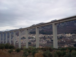 Viadotto Villa Santa Maria