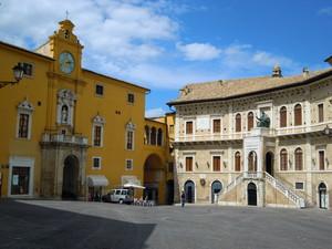 """La Piazza """"salotto"""" della citta'"""