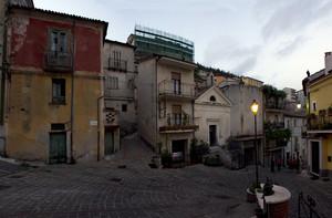 Montesano sulla Marcellana _ Piazza Sant'Antonio
