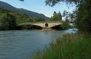 Il ponte forato
