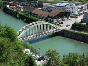 Il ponte sull'Isarco