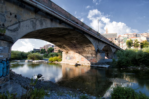 Ponte sul Roja