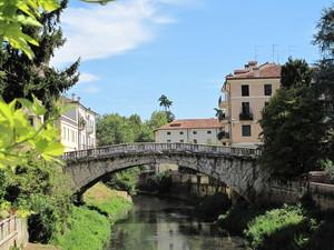 Il fotografatissimo Ponte San Michele