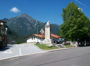 Piazza Monumento – Meduno (PN)