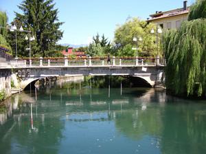 Il Ponte della Vittoria (La Livenza a Sacile) PN