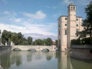 Ponte Est di Villa Sagramoso