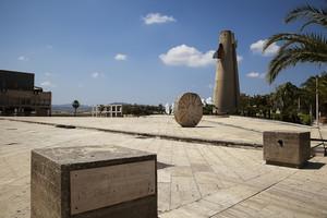 La piazza della memoria