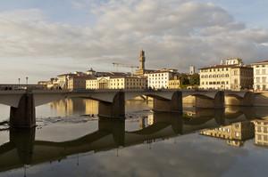 Riflessi sull'Arno