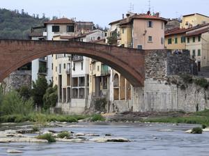 un ponte altissimo…