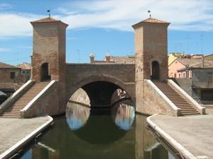 Trepponti di Comacchio (tre in uno…)