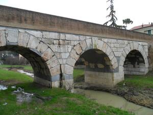 """''""""Il dado e' tratto"""" il Ponte sul Rubicone'' - Savignano sul Rubicone"""
